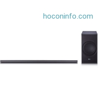 ihocon: LG SJ8 300W 4.1-Channel High Resolution WiFi Bluetooth Audio Sound Bar Subwoofer