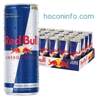 ihocon: Red Bull 紅牛能量飲料 Energy Drink 8.4-Ounce (Pack of 24)