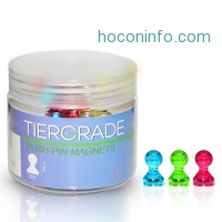 ihocon: Tiergrade 60 x Decorative Powerful Magnets Set 小磁鐡