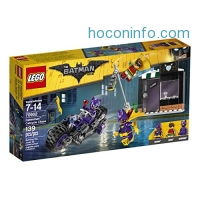 ihocon: LEGO Batman Movie Catwoman Catcycle Chase 70902