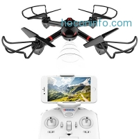 ihocon: DROCON Cyclone X708W Training Quadcopter with 720P Camera練習用空拍機