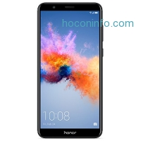 ihocon: Honor 7X Dual Camera Unlocked Smartphone, 32GB Black (US Warranty)