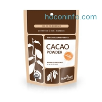 ihocon: Navitas Naturals Organic Cacao Powder, 16-oz. Pouches (Pack of 2)