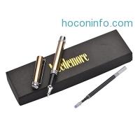 ihocon: Leedemore Gold Trim Ballpoint Pen in Gift Box原子筆禮盒
