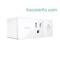 ihocon: Wemo Mini Smart Plug (Certified Refurbished)
