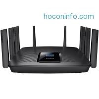 ihocon: Linksys EA9400 Tri-Band Wireless-AC5000 MAX-STREAM MU-MIMO Gigabit Router