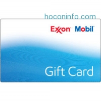 ihocon: $100 ExxonMobil Gas Gift Card只賣$93! - FREE Mail Delivery