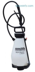 ihocon: Smith Contractor 190216 2-Gallon Sprayer for Weed Killers, Herbicides, and Insecticides