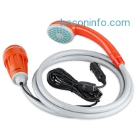ihocon: Suaoki Outdoor Powered Handheld Portable Camping Shower外出用電動沐浴蓮蓬頭/花灑