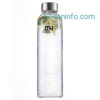 ihocon: MIU COLOR 24.5 oz Glass Water Bottle玻璃水瓶