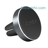 ihocon: AUKEY Magnetic Cell Phone Holder for Car磁性汽車手機固定器