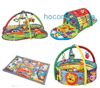 ihocon: Playgro Music and Lights Piano & Kick Pad for baby infant toddler