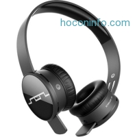 ihocon: SOL REPUBLIC Tracks Air Wireless Headphones (Gunmetal)藍芽無線耳機