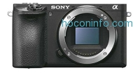 ihocon: Sony Alpha a6500 Digital Camera with 2.95-Inch LCD (Body Only)
