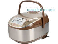 ihocon: Tatung Micom Fuzzy Logic Multi-Cooker and Rice Cooker, Champagne, 16 Cups Cooked