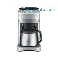ihocon: Breville BDC650BSS Grind Control 內建磨豆功能咖啡機