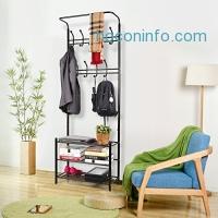 ihocon: Homfa Heavy Duty Garment Rack 衣帽架