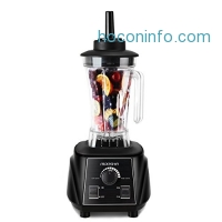 ihocon: GBB-MOOSHA HS-7240 1800W Multifunction Commercial Blender 68-Ounce