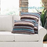 ihocon: Bedsure Chenille Throw Cushion/Pillow Cover,18x12