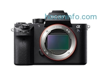ihocon: Sony a7S II ILCE7SM2/B 12.2 MP E-mount Camera with Full-Frame Sensor, Black