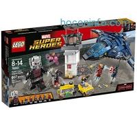 ihocon: LEGO Super Heroes Super Hero Airport Battle 76051