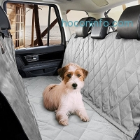 ihocon: Cymas Pet Waterproof Seat Cover防水寵物汽車椅墊