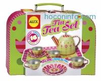 ihocon: ALEX Toys Tin Tea Set