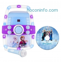 ihocon: Frozen Flashing Light-UP Karaoke (65827)