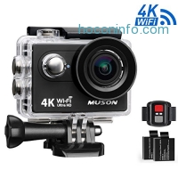 ihocon: Muson MC2 Action Camera 4K WiFi 運動相機