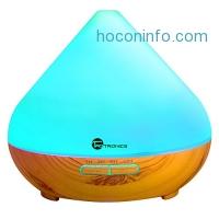 ihocon: TaoTronics 300ml Essential Oil Diffuser超音波精油擴香機/室內加濕器
