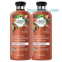 ihocon: Herbal Essences Biorenew White Grapefruit & Mosa Mint Naked Volume Conditioner, 13.5 FL OZ (2 Count)
