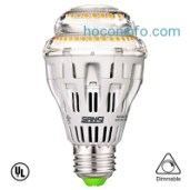 ihocon: SANSI LED Light Bulb, high lumens 2300lm Dimmable, Energy Efficient Equal to 150-Watt Incandescent 光線微調燈泡