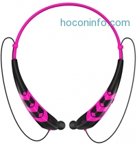 ihocon: Aduro Amplify SBN55 Bluetooth Stereo Headset w/ Noise Cancelling and Mic 藍芽無線立體聲消噪麥克風耳機