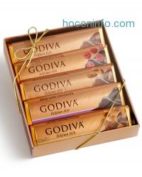 ihocon: Godiva 5 Bar Pack