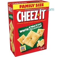 ihocon: Cheez-It Baked Snack Crackers, White Cheddar, 21-Ounce Boxes (Pack of 3)