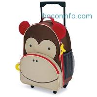 ihocon: Skip Hop Zoo Little Kid Luggage, Monkey兒童行李箱