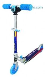 ihocon: Zinc Bullit Folding Kick Scooter w/ Speedometer折疊式滑板車 - 含計速器