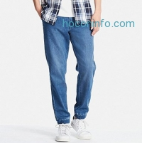 ihocon: MEN JOGGER PANTS (DENIM)