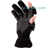 ihocon: Freehands Men's Unlined Fleece Gloves