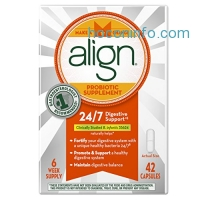 ihocon: Align Daily Probiotic Supplement, Probiotics Supplement, 42 Capsules益生菌