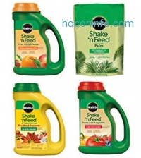 ihocon: Miracle-Gro Shake 'n Feed Continuous Release: Citrus, Avocado, Mango Plant Food, 4.5 lbs