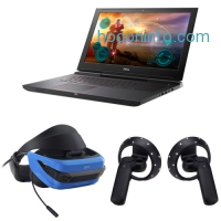 ihocon: Dell 15.6 Inspiron 15 7000 Series Gaming Laptop (i7-7700HQ 16GB 128GB+1TB GTX 1060) + Acer Mixed Reality Headset