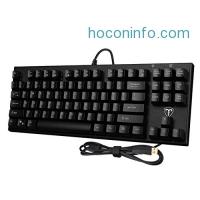 ihocon: TOMOKO 87 Key Mechanical Gaming Keyboard機械遊戲鍵盤