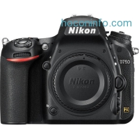 ihocon: Nikon D750 24.3 MP FX-format Full HD 1080p Video Digital SLR Camera Body Only機身