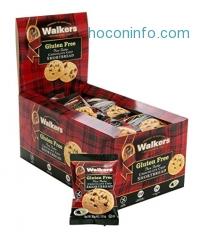 ihocon: Walkers Shortbread Gluten Free Chocolate Chip Snack Packs, 24 Count