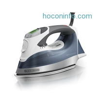 ihocon: BLACK+DECKER蒸氣熨斗 D2530 Digital Advantage Professional Steam Iron