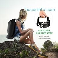 ihocon: Mpow Waterproof Dry Bag Sack, 10L防水袋