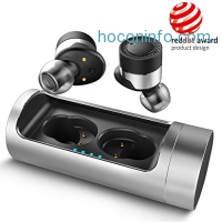 ihocon: Portable True Wireless Bluetooth Earbuds with Built-in Mic 真無線麥克風耳機