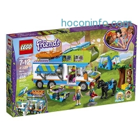ihocon: LEGO Friends Mia's Camper Van 41339 Building Kit (488 Piece)