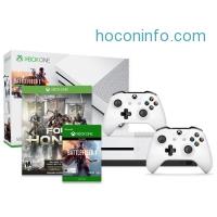 ihocon: Xbox One S Battlefield 1 Bundle (500GB) + Xbox Wireless Controller + For Honor
